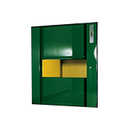 Floor Level Bi-Parting Door Dumbwaiter